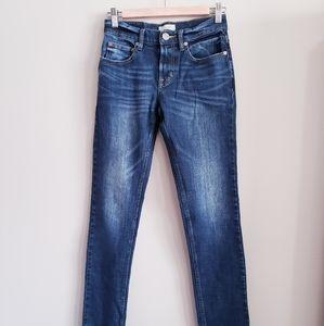 BOOTLEGGER | The Real McCoy Skinny Jeans